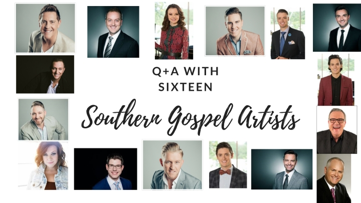 Q+A with Sixteen Southern GospelArtists