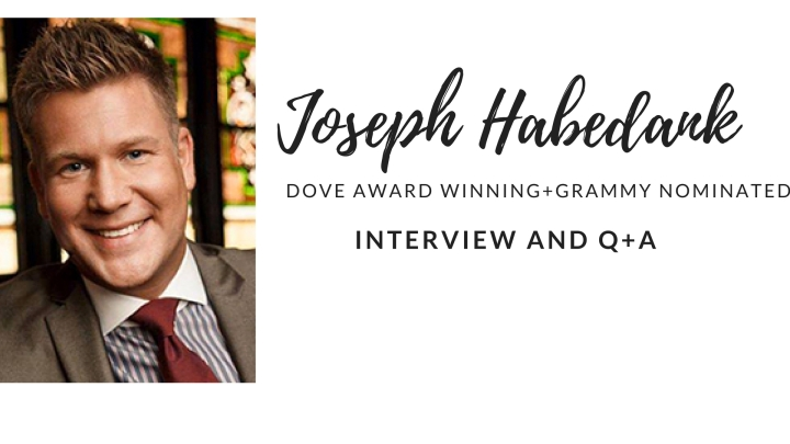 Interview and Q+A with Joseph Habedank