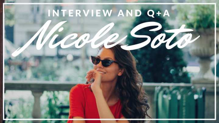 Interview and Q+A with Nicole Soto